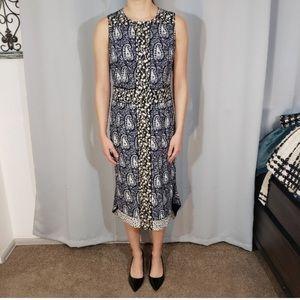 ALTUZARRA paisley dress